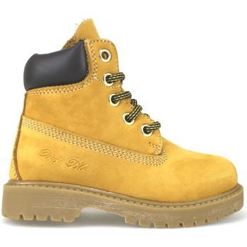 Schuhe Mädchen Boots Didiblu DIDIblau stiefeletten gelb leder wildleder dunkelbraun AJ956 mehrfarben