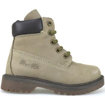 Schuhe Mädchen Low Boots Didiblu DIDIblau stiefeletten beige leder wildleder dunkelbraun AJ959 mehrfarben