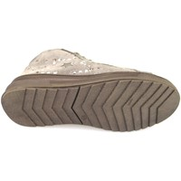 Schuhe Mädchen Sneaker High Didiblu DIDIblau sneakers beige wildleder AH126 beige
