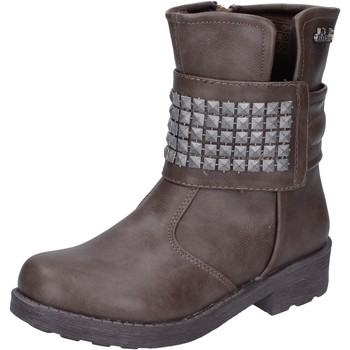 Schuhe Mädchen Low Boots Didiblu AH134 Beige