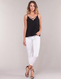 Kleidung Damen 3/4 & 7/8 Jeans Gaudi PODALI Weiss