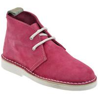Schuhe Kinder Boots Lumberjack Light JR mokassin halbschuhe Rose