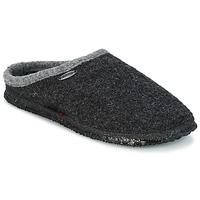 Schuhe Damen Hausschuhe Giesswein DANNHEIM Anthrazit
