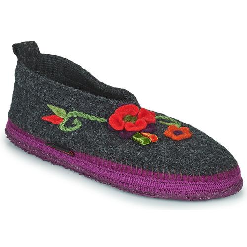 Giesswein TANGERHÜETTE Anthrazit Schuhe Hausschuhe Damen 59,99