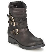 Schuhe Damen Boots Jonak SHUNYATA Schwarz