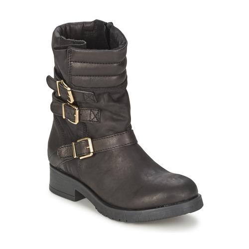 Jonak SHUNYATA Schwarz  Schuhe Boots Damen 111,20