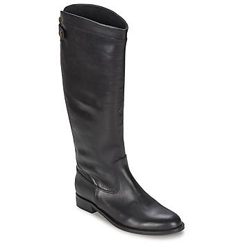 Schuhe Damen Klassische Stiefel Jonak BATURINGI Schwarz