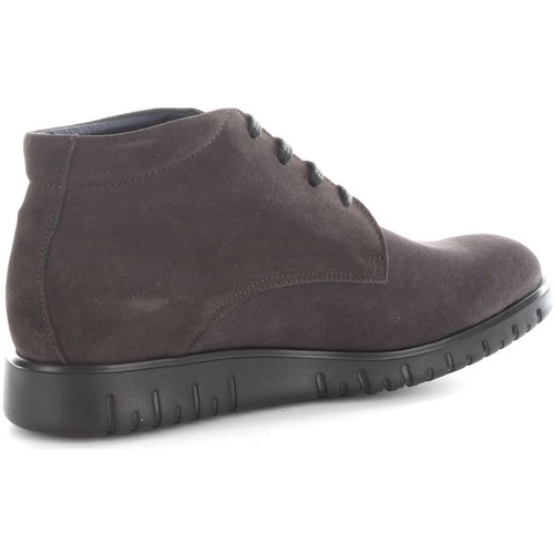CallagHan 10503 Sneaker Mann Antracite Antracite