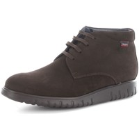 Schuhe Herren Sneaker High CallagHan 10503 Sneaker Mann Brown Brown