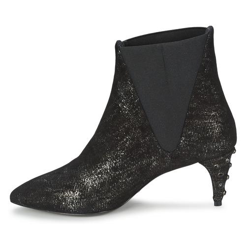Stéphane Kelian ELSA 7 Schwarz Schuhe Low Boots Damen 158 158 Damen a458c7