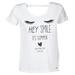 Kleidung Damen T-Shirts Kaporal ASMA Weiss