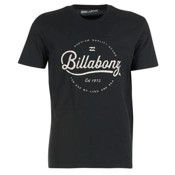 Kleidung Herren T-Shirts Billabong OUTFIELD TEE SS Schwarz