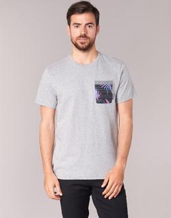 Kleidung Herren T-Shirts Billabong TRANSMIT TEE Grau