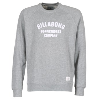 Kleidung Herren Sweatshirts Billabong TROUBLE IN PARADISE CREW Grau