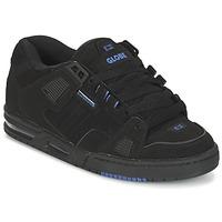 Schuhe Herren Sneaker Low Globe SABRE Schwarz / Blau