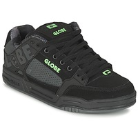 Schuhe Herren Sneaker Low Globe TILT Schwarz / Grau / Grün