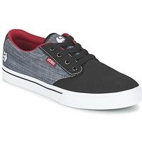 Schuhe Herren Sneaker Low Etnies JAMESON 2 ECO Schwarz / Grau / Rot