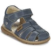 Schuhe Jungen Sandalen / Sandaletten Primigi PLAY D Blau