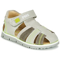 Schuhe Jungen Sandalen / Sandaletten Primigi FREEDALO Grau