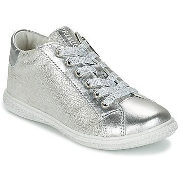 Schuhe Mädchen Sneaker Low Primigi SUTRE Silbern