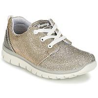 Schuhe Mädchen Sneaker Low Primigi HILOSSA Silbern
