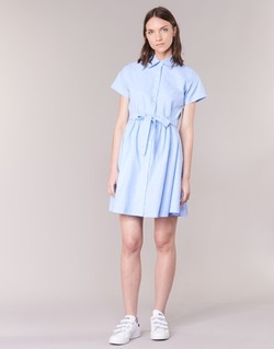 Kleidung Damen Kurze Kleider Compania Fantastica EBLEUETE Blau / Himmelsfarbe