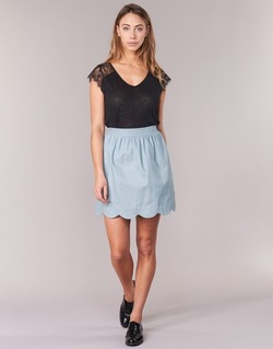 Kleidung Damen Röcke Compania Fantastica EFESTONA Blau / Himmelsfarbe