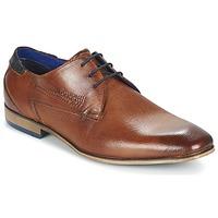Schuhe Herren Derby-Schuhe Bugatti CALETTE Cognac