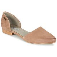 Schuhe Damen Ballerinas Bugatti GANOLETE Maulwurf