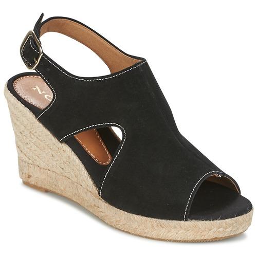 Nome Footwear DESTIF Schwarz  Schuhe / Sandalen / Schuhe Sandaletten Damen 59,39 b8257d