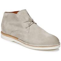 Schuhe Damen Boots Shabbies DRESCA Grau