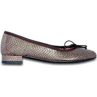 Schuhe Damen Ballerinas Euforia manoletina/slipper mujer - marron