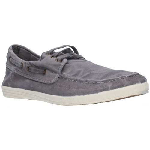 Schuhe Herren Sneaker Low Natural World 303E gris