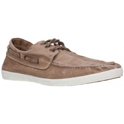 Schuhe Herren Sneaker Low Natural World 303E beige