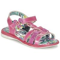Schuhe Mädchen Sandalen / Sandaletten Catimini PEKANS Rose