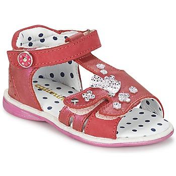 Schuhe Mädchen Sandalen / Sandaletten Catimini PUCE Rose