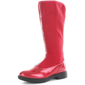 Schuhe Kinder Boots Lelli Kelly 3656 Stiefeletten Kind Red Red