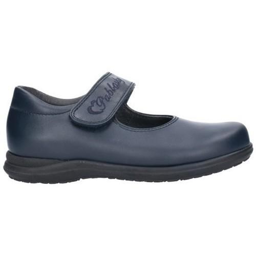 Schuhe Mädchen Ballerinas Pablosky 319620 bleu