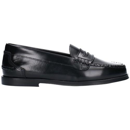 Schuhe Jungen Halbschuhe Yowas 5081 - Negro noir