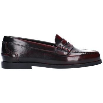 Schuhe Jungen Derby-Schuhe & Richelieu Yowas 5081 Niño Burdeos rouge