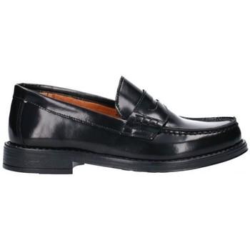 Schuhe Jungen Slipper Yowas 60             florentic Niño Negro noir
