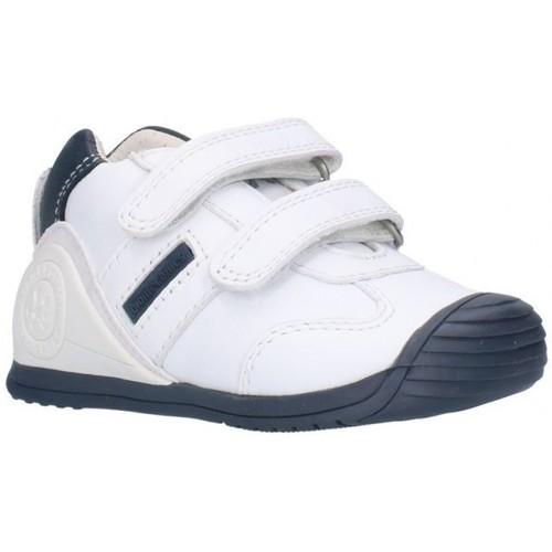 Schuhe Jungen Sneaker Low Biomecanics 151157 bleu