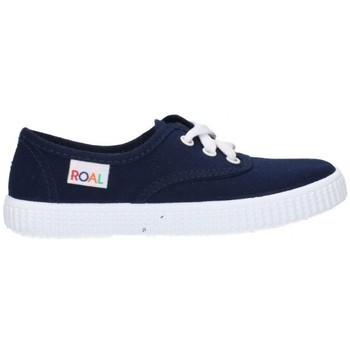 Schuhe Jungen Sneaker Low Potomac 291 Niño Azul marino bleu