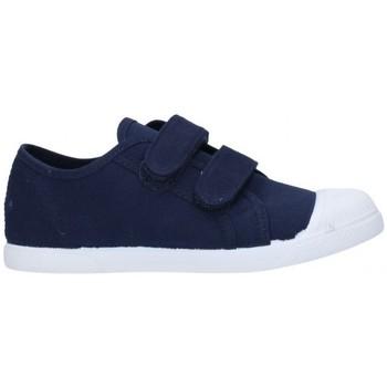 Schuhe Jungen Sneaker Low Batilas 86601 Niño Azul marino bleu