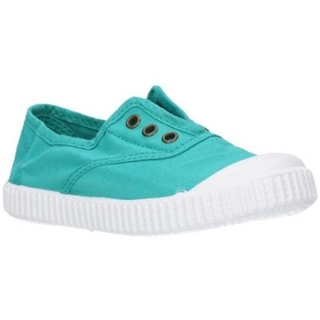 Schuhe Jungen Sneaker Low Potomac 292      (verde) Niño Verde vert