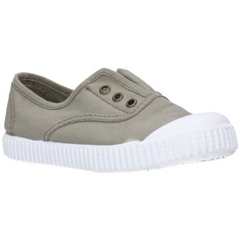 Schuhe Jungen Sneaker Low Potomac 292      (Cemento) Niño Kaki vert