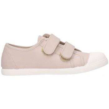 Schuhe Jungen Sneaker Low Batilas 86601 Niño Tostado marron