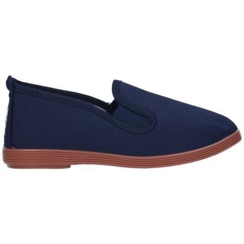 Schuhe Jungen Slip on Potomac 295 (N) - Azul marino bleu