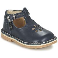 Schuhe Mädchen Ballerinas Aster BIMBO Blau