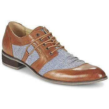 Schuhe Herren Derby-Schuhe Kdopa AGADIR Camel / Blau